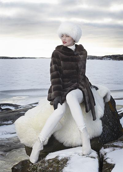 Модные шубы 2012-2013 – ослепительная красота!