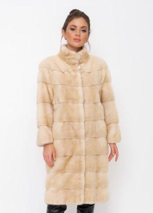 Полупальто из норки Kopenhagen Fur Scandinavia furs 1001278