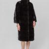 Меховое пальто из норки MANAKAS 1001450 2361