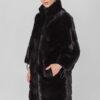 Меховое пальто из норки MANAKAS 1001450 2362