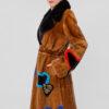 Меховое пальто из норки Luxor 1001894 2374