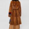 Меховое пальто из норки Luxor 1001894 2375