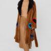 Меховое пальто из норки Luxor 1001894 2376