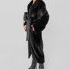 Меховое пальто из норки MANAKAS 1001942 2379