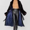 Меховое пальто из норки MANAKAS 1001942 2381