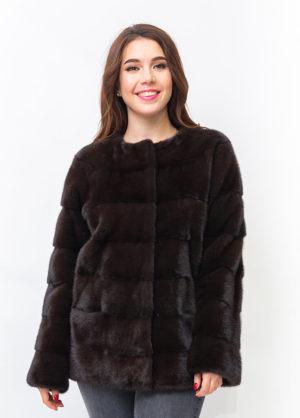 Куртка меховая из скандинавской норки SkinnWille 1001504