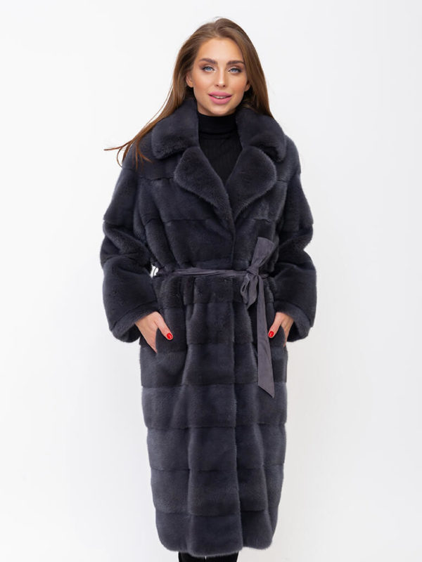 Меховое пальто из норки Finezza 1001803