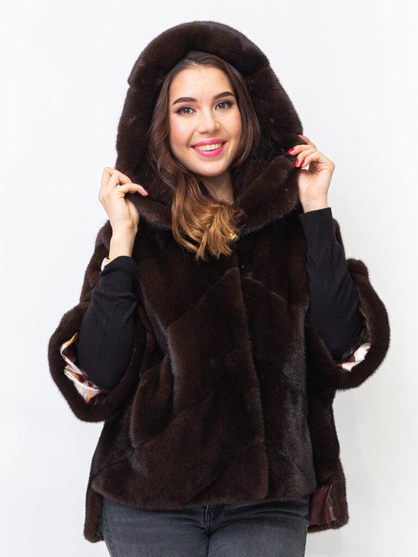 Меховая куртка из норки Finezza 1001650