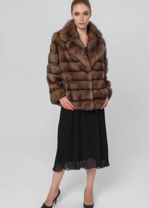 Меховая куртка из соболя Casiani 1002142