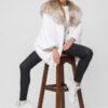 Меховая куртка из норки Manolis-Sons 1002162 2409