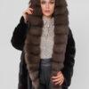Меховая куртка из норки Casiani 1002133 2429