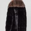 Меховая куртка из норки Casiani 1002133 2430