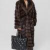 Меховое пальто из соболя Casiani 1002146 2436