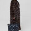 Меховое пальто из соболя Casiani 1002146 2437