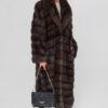 Меховое пальто из соболя Casiani 1002146 2438