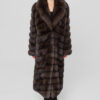 Меховое пальто из соболя Casiani 1002146 2439