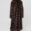 Меховое пальто из соболя Casiani 1002146 2440