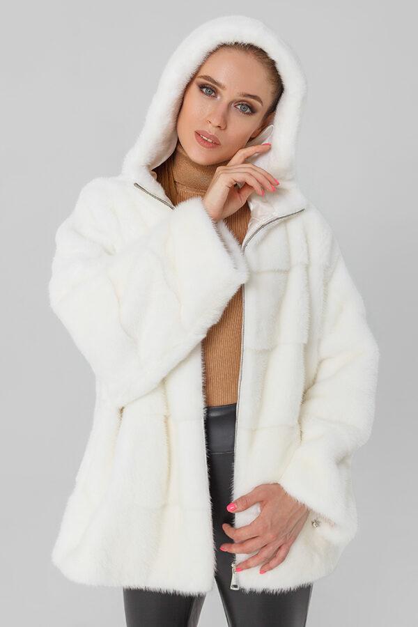 Меховая куртка из норки Donatella 1002150
