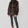 Меховая куртка из соболя DueFratelli 1002160 2465