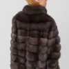 Меховая куртка из соболя DueFratelli 1002160 2467