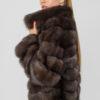 Меховая куртка из соболя DueFratelli 1002160 2468