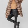 Меховая куртка из соболя Active 1002155 2461